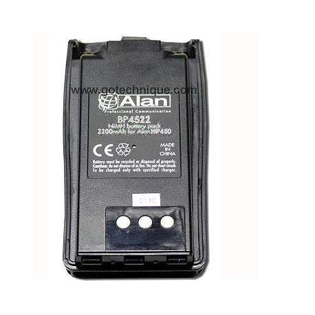 ALAN ACCUS 2200 mAh Li Ion HP450