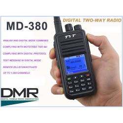 TYTERA MD380 DMR ANALOG-DIGITAL