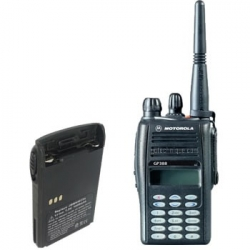 Motorola GP-388 - Talkie-walkie 255cx VHF ou UHF