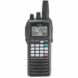 ICOM ICA24E AVIATION COM/NAV