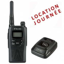 Location Talkie Pro HP450 - Journée