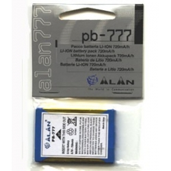 Alan PB777 - Batterie 650mA Li-ion