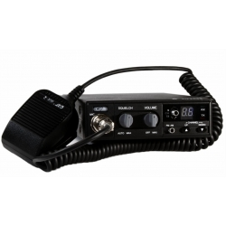 CRT S-MINI - CB AM/FM Squelch automatique