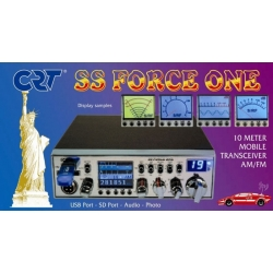 CRT SS Force One CB AM/FM
