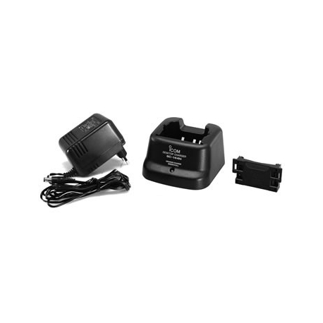 ICOM BC144N CHARGEUR RAPIDE TABLE