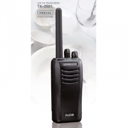 Kenwood TK-3501 - Talkie-walkie PMR446 UHF d'usage libre