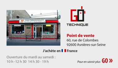 Magasin GoTechnique.com