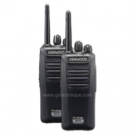 Pack Duo Kenwood TK-3401 DPMR 446