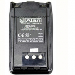Alan BP4522 - Batterie Li-Ion 2200 mAh pour HP450