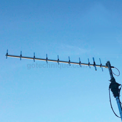 ANTENNE UHF BEAM 10 ELEMENTS 440MHz