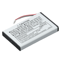 KENWOOD BATT. LIION 1430MAH PKT23