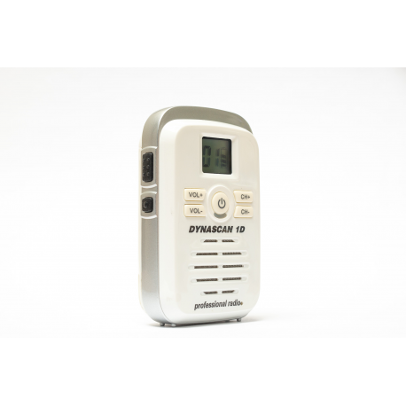 DYNASCAN 1D PMR 446 TX RX PAGER