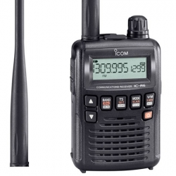 Icom IC-R6 - Scanner 0.1-1300MHz