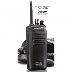 Kenwood TK3401 - Talkie-walkie PMR446 DPMR Numérique d'usage libre
